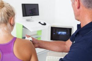 Behandlung-Schultergelenk